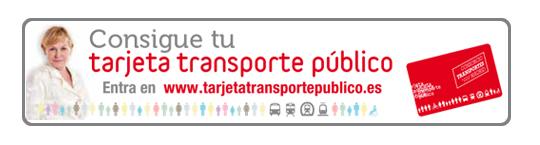 Tarjeta Transporte Público